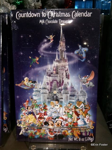 Disney Advent Calendar More Disney Treats The Disney Food