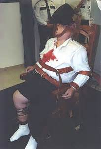Electric chair execution aftermath executedtoday com 187 1999 allen