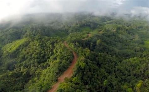 Drone Buat Foto lewat drone cara baru pantau wilayah adat dari udara mongabay co id