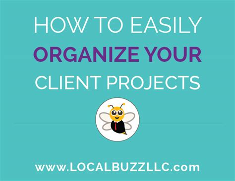 keeping client projects organized a how to easily organize your client projects website design nj nj web site designer