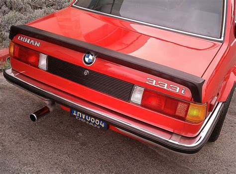 1978 BMW Dinan 320i to 333i Turbo E21   German Cars For