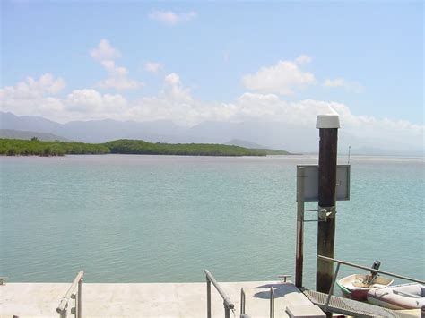 Tin Shed Port Douglas by Panoramio Photo Of View From The Tin Shed Port Douglas