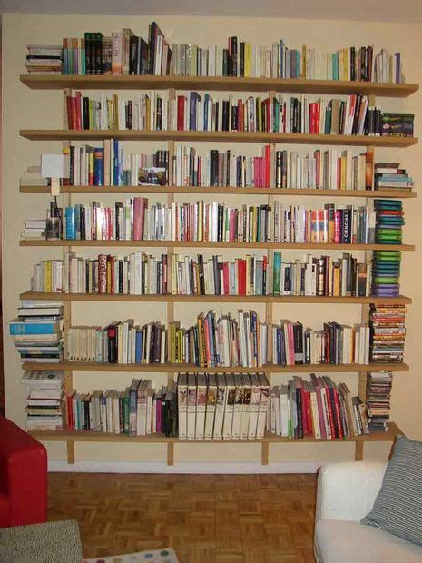 How To Build Your Own Bookcase Wall Home Decorating Pictures Build Your Own Bookshelves