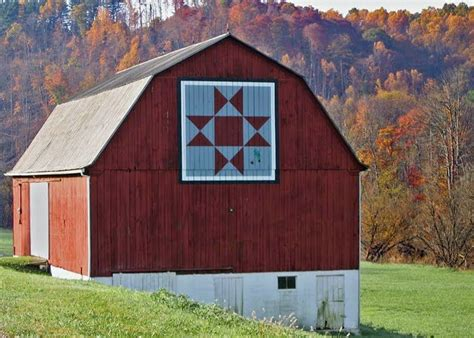 Quilt Barns by American Barns Quilt Pattern Barn Quilts And The