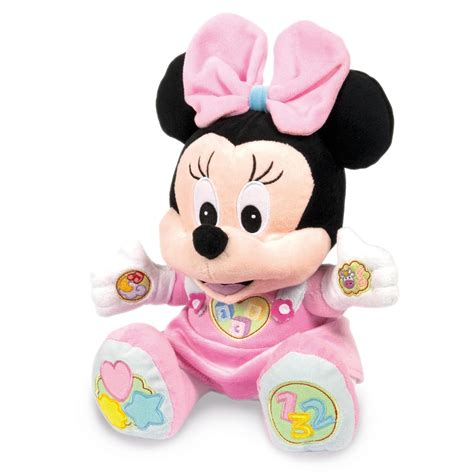 disney toys disney minnie mouse baby minnie talking soft 163 20 00 hamleys for toys and