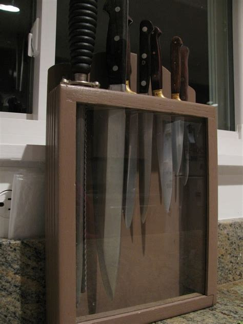 Best Way To Store Kitchen Knives What Is The Best Way To Store Kitchen Knives Quora