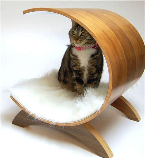modern cat bed designer pet beds mod dog blog