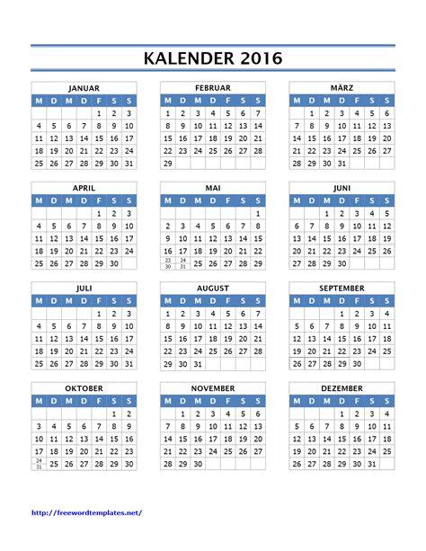 Word Vorlage Jahreskalender Kalender 2016 Vorlagen Word Vorlagen Word Vorlagen Kostenlos Microsoft Word Vorlagen