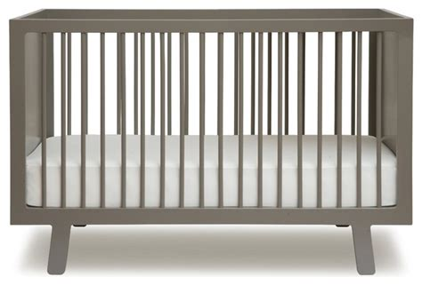 Oeuf Sparrow Changing Table Oeuf Sparrow Crib Grey Modern Cribs By