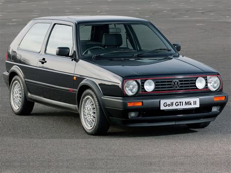 volkswagen golf 2 car reviews carsmind