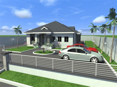 house designs floor plans nigeria home plans for bungalows in nigeria properties 3