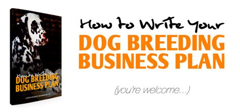 dog breeding business plan sle powerful affirmations
