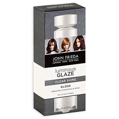 frieda luminous color glaze clear shine frieda 6 5 oz luminous color glaze clear shine gloss