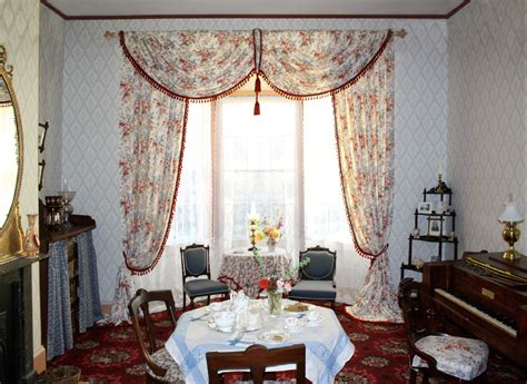 Tudor Style Wallpaper 19th century gothic revival homes and furnishings in north