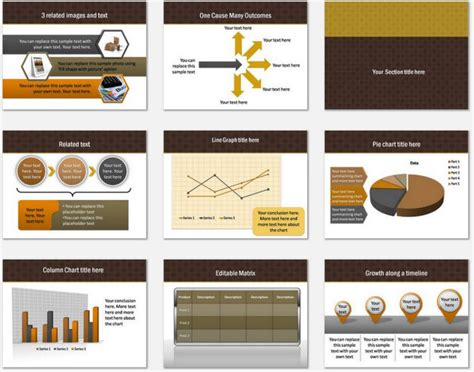 Academic Powerpoint Template academic presentation template