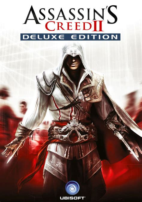 Assassins Creed I 2 Cd Assassin S Creed 2 Deluxe Edition Cl 233 Cd Uplay