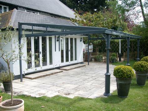 veranda glasdach glasdach terrassen als hit im modernen lebensstil