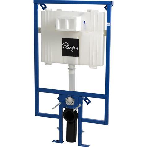 inbouwreservoir toilet stuk plieger flair compact inbouwreservoir