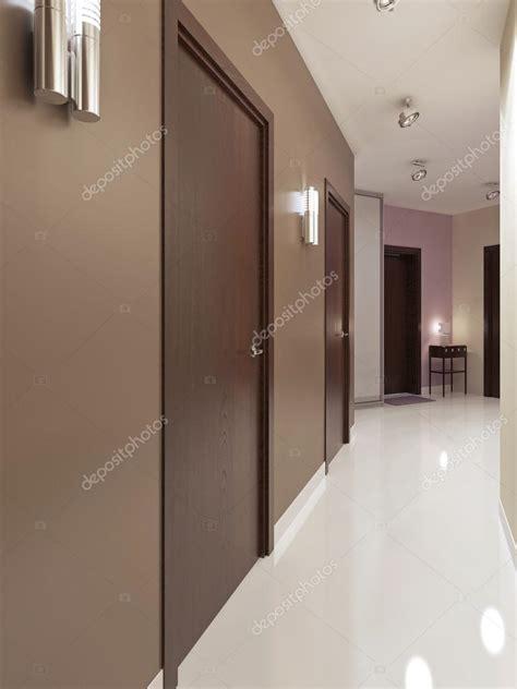 Ingresso Stile Contemporaneo stile contemporaneo di ingresso foto stock