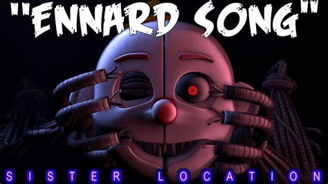 song by sfm quot ennard song quot song created by groundbreaking make us