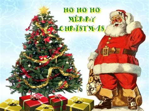 photo of santa claus and christmas tree the giggling truckers writes once upon a bff 146