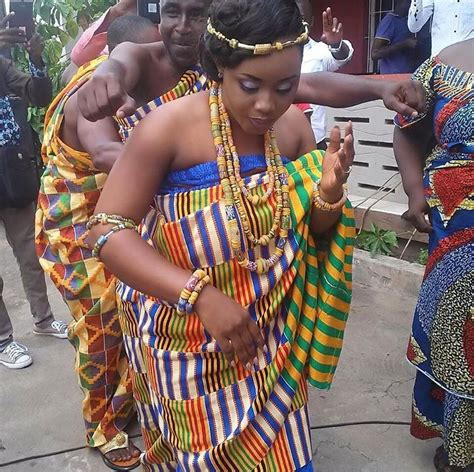 ghana african traditional outfit rich culture ghana kente pinterest culture ghana