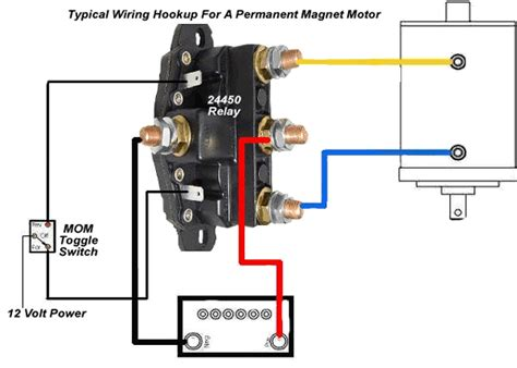 polarity reversing toggle switch wiring diagram reversing