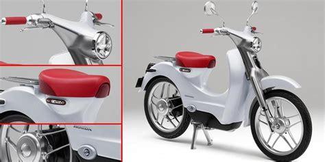 Sepeda Listrik Neptunus Sepedah Motor sepeda motor listrik honda bukan untuk quot touring quot