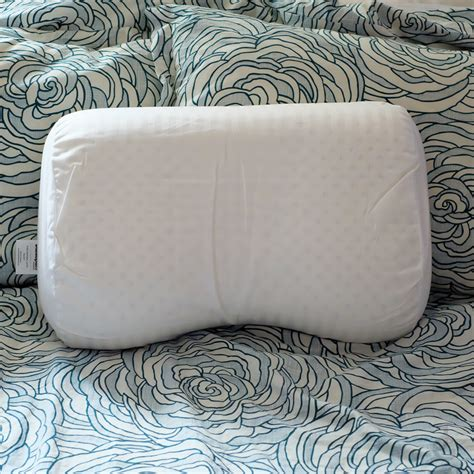 Serenity Pillow by Review Dunlopillo Serenity Pillow