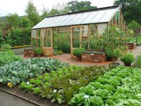 green house gardens potager