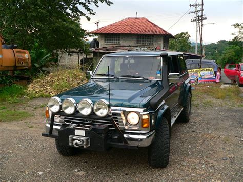 nissan patrol 1995 tinso 1995 nissan patrol specs photos modification info