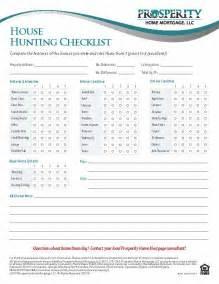 home buying checklist house checklist prosperity home mortgage llc