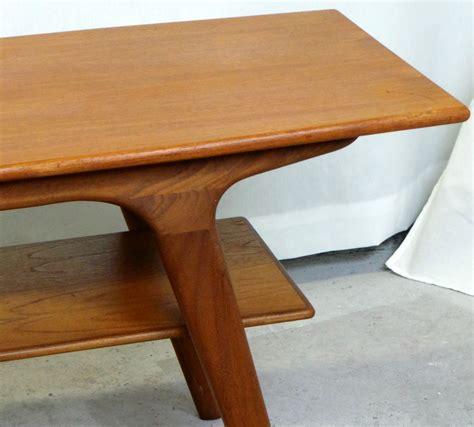 danish modern coffee table 1950 s danish modern teak coffee table modernism