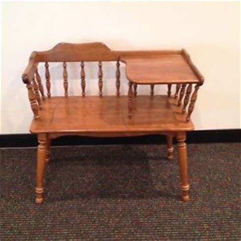 ethan allen benches pin by sandra bateman on home sweet home decorating
