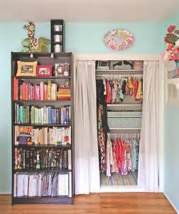 Bookshelf In Closet by Pin By Bonnie Coberg On Closed Doors