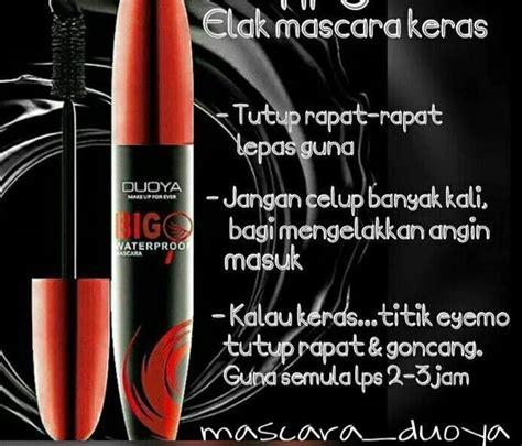 Macam Macam Maskara Maybelline Dan Harga duoya fibre big mascara waterproof harga murah original