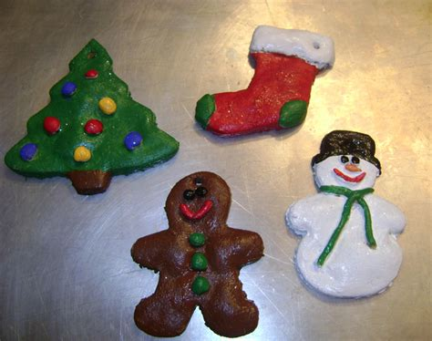 christmas tree dough ornaments mommysavers