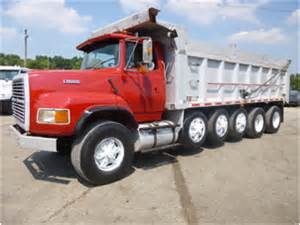 1994 ford l9000 dump truck lapine truck sales