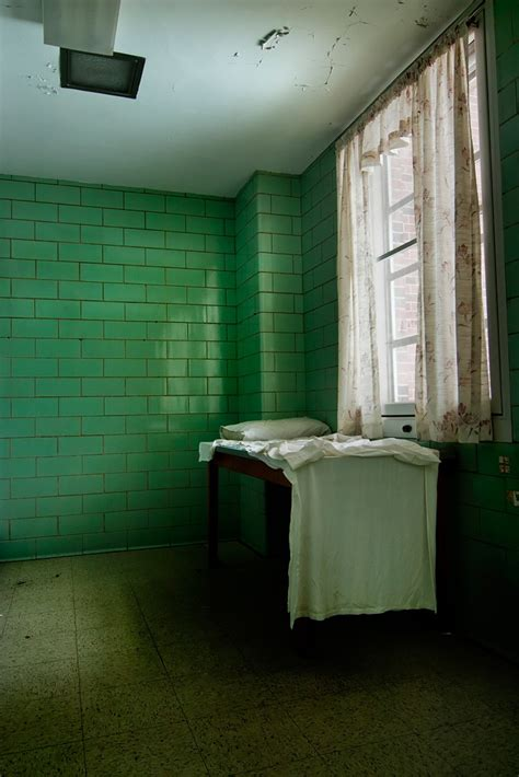 makeshift bed makeshift bed photo of the abandoned norwich state hospital