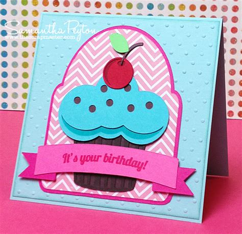 Silhouette Cameo Birthday Card It S Your Birthday Card Scrapmaster S Paradise