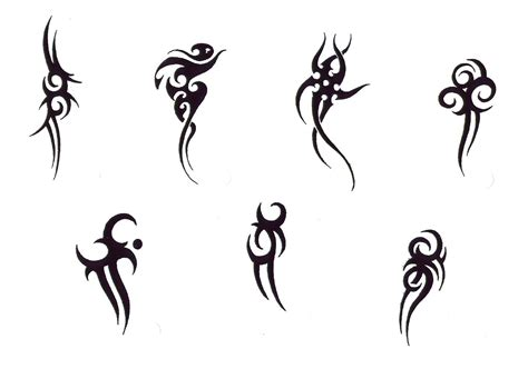 best 25 tribal ideas on collection of 25 small tribal designs