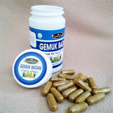 Kapsul Gemuk Ideal 11 review obat gemuk badan binasyifa mandiri kapsul asli harga manfaat bahaya dan efek singnya