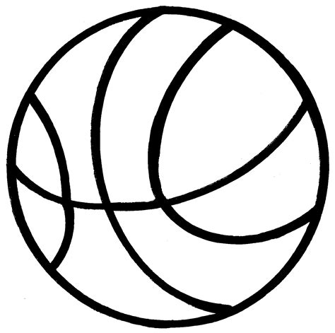 basketball clipart black and white basketball images black and white clipart best