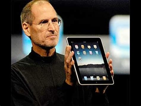 Steve Apple steve introduces original 2010 steve