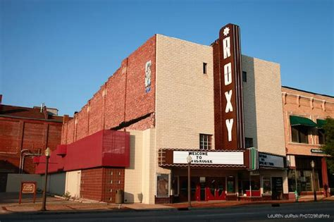 Muskogee Ok Warrant Search The Historic Theater