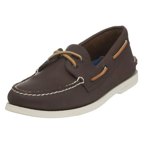 sperry boat shoes xw sperry top sider men s authentic original lace up classic