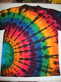 tie dye up and dyed