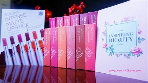 Wardah Kemasan review wardah matte lipstick all shade