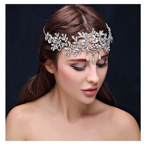 Wedding Hair Accessories Bling by Tiara Hair Jewelry At Bling Brides Bouquet