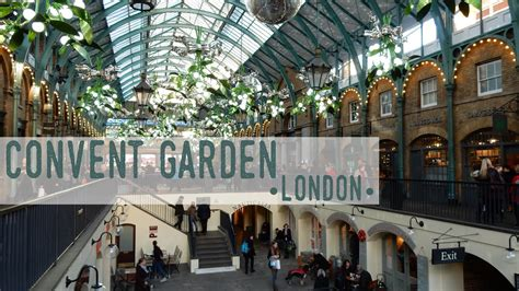 backyard market covent garden market london youtube